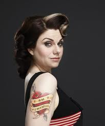 Secret Style Icon No.5: Caitlin Moran