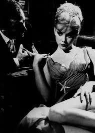 James Mason and Sue Lyon in Stanley Kubrick's Lolita