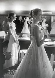 grace kelly great posture