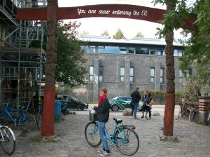 Leaving Christiania, re-entering the EU