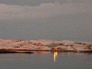Shetland dusk