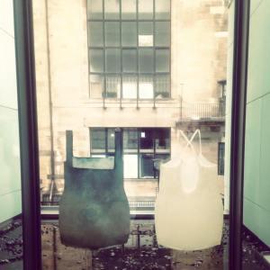 Inside the Glasgow School of Art
